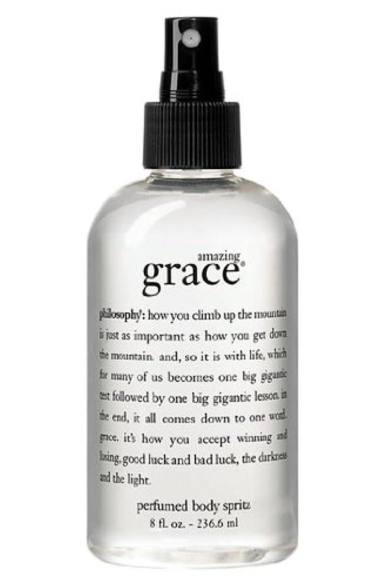 状態緊急投獄amazing grace perfumed body spritz (アメイジング グレイス パフュームドボディースプリッツ) 8.0 oz (240ml) for Women