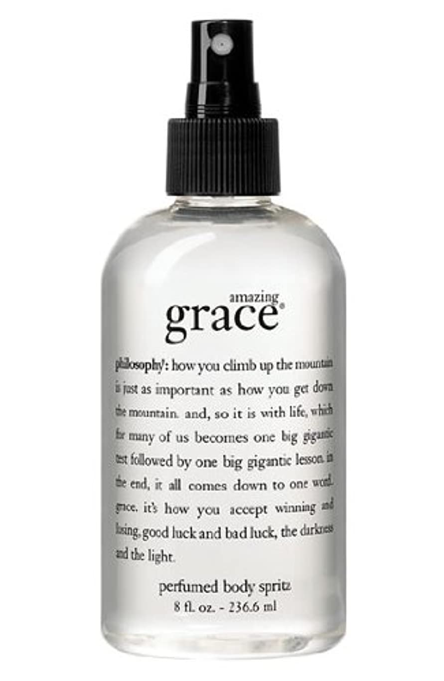 フェミニン自信がある効果amazing grace perfumed body spritz (アメイジング グレイス パフュームドボディースプリッツ) 8.0 oz (240ml) for Women