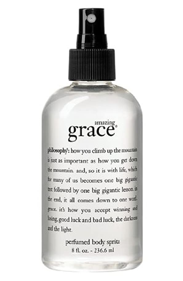 amazing grace perfumed body spritz (アメイジング グレイス パフュームドボディースプリッツ) 8.0 oz (240ml) for Women