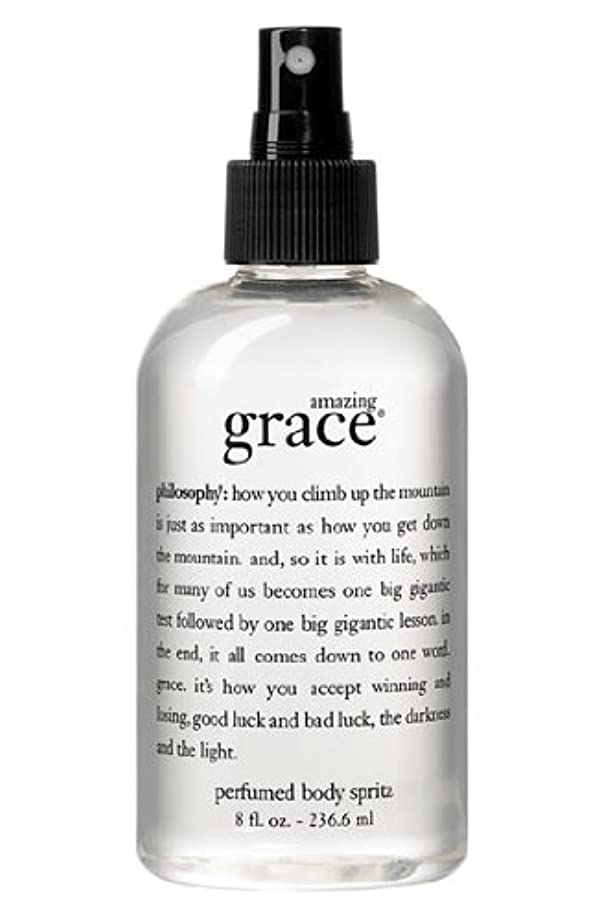 アルバニー髄黒板amazing grace perfumed body spritz (アメイジング グレイス パフュームドボディースプリッツ) 8.0 oz (240ml) for Women