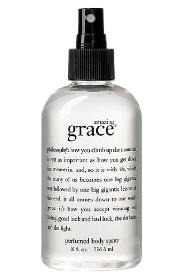 ツーリスト酸化するフィットamazing grace perfumed body spritz (アメイジング グレイス パフュームドボディースプリッツ) 8.0 oz (240ml) for Women