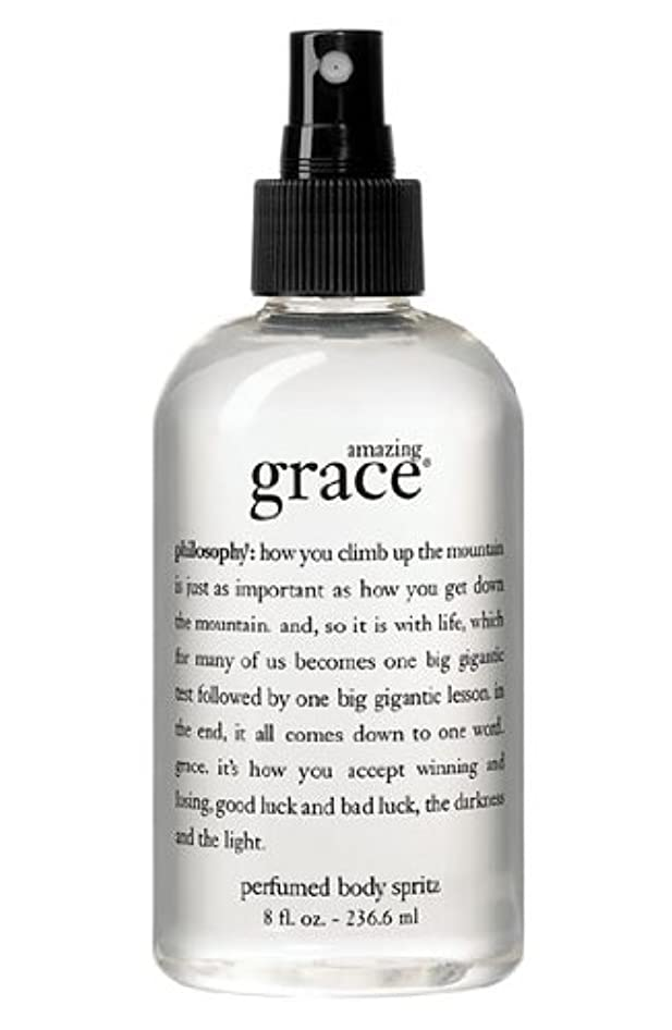 僕の呪われた化学者amazing grace perfumed body spritz (アメイジング グレイス パフュームドボディースプリッツ) 8.0 oz (240ml) for Women