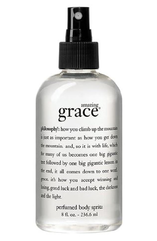 区画発送ファンブルamazing grace perfumed body spritz (アメイジング グレイス パフュームドボディースプリッツ) 8.0 oz (240ml) for Women