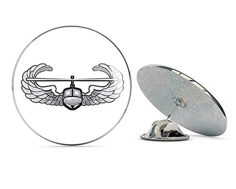 Veteran Pins US Army Air Assault Wings メタル0.75インチ ラペルハットピン タイタック ピンバック