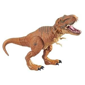 ジュラシック・ワールド 20インチ チョンピング アクションフィギュア ティラノサウルス レックス / JURASSIC WORLD 2015 CHOMPING JAWS STOMP AND STRIKE TYRANNOSAURUS REX 【並行輸入版】