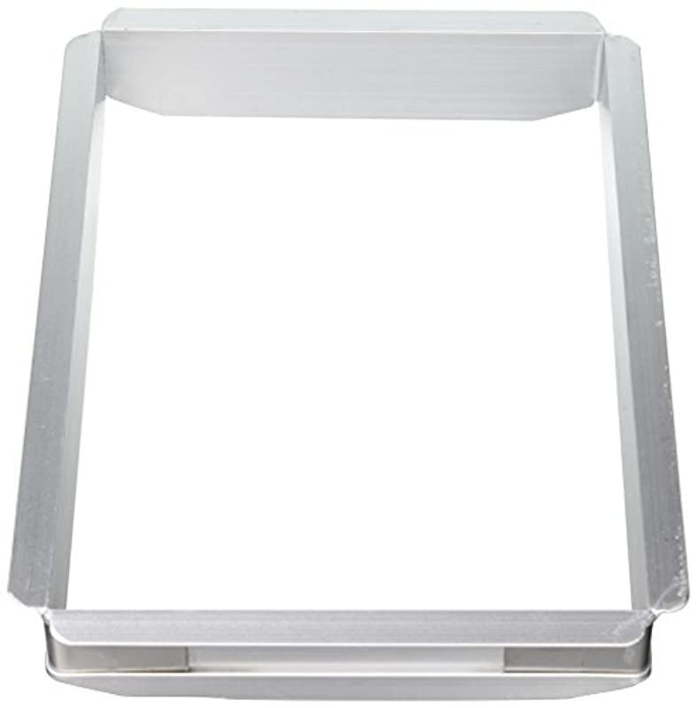 億結婚式コウモリNew Star 42597 Aluminium Sheet Bun Pan Extender, Quarter Size