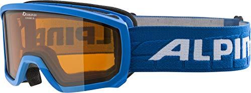 アルピナ(アルピナ) SCARABEO JR DH LBL A7258 181 (ブルー/FF/Jr)