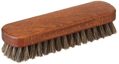 [エムモゥブレィ] M.MOWBRAY ブラシ ワークブラシ 馬毛 7050 ブラウン フリー