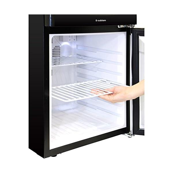 エスキュービズム 冷蔵庫一体型ワインクーラー ...の紹介画像5
