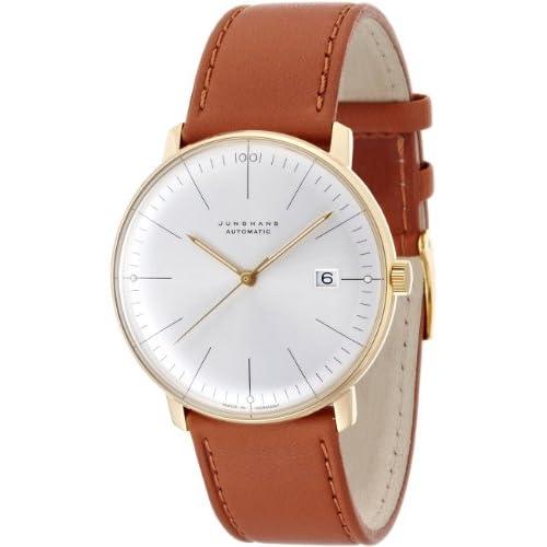[ユンハンス]JUNGHANS 腕時計 自動巻き マックスビル オートマティック 027 7700 00 メンズ 【正規輸入品】