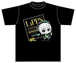 ミニッチュ アイドルマスター シンデレラガールズ 塩見周子 Tシャツ LiPPS ver. Lサイズ