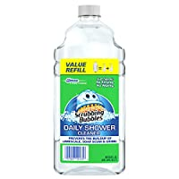 Scrubbing Bubbles Daily Shower Cleaner, 67.7 Fluid Ounce by Scrubbing Bubbles