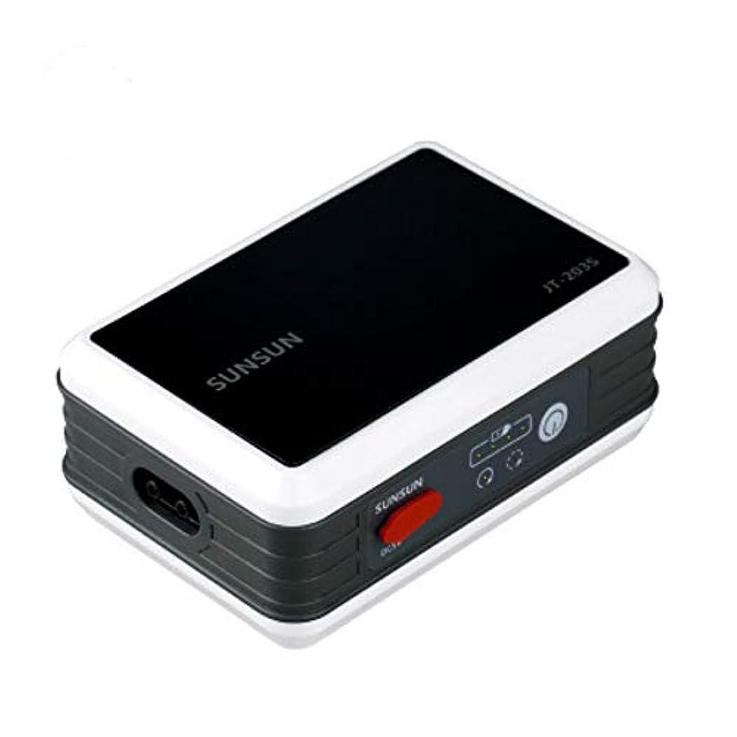メンタル周囲メッセージ酸素エアーポンプ 酸素補給 2つ吐出口 静音 排出量 空気ポンプ タイマ間隔作業モードUSB充電式 電池不要 (2200mAH)