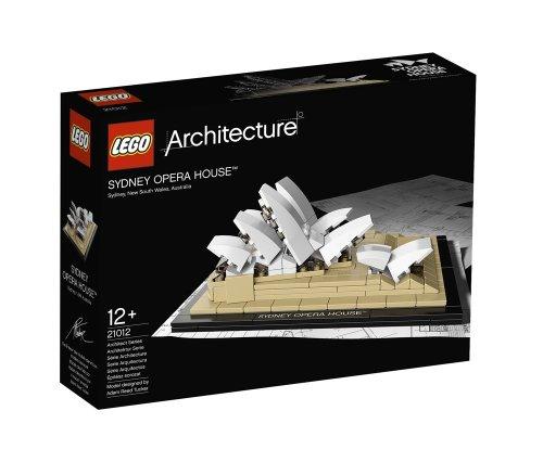 レゴ (LEGO) アーキテクチャー シドニー・オペラハウス 21012