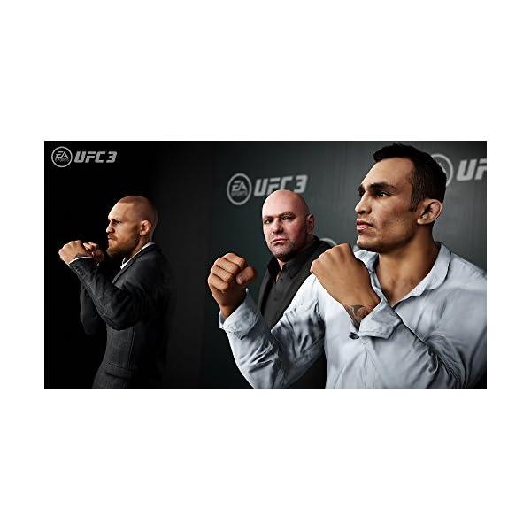 EA SPORTS UFC (R) 3 - PS4の紹介画像2