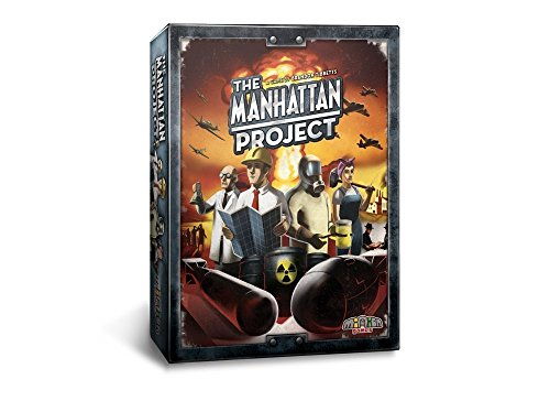 The Manhattan Project Board Game [並行輸入品]