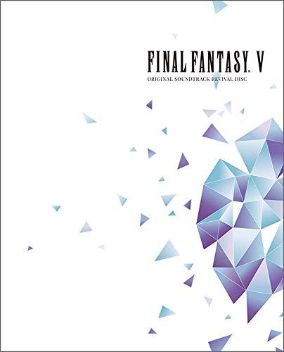 FINAL FANTASY V ORIGINAL SOUNDTRACK REVIVAL DISC(映像付サントラ/Blu-ray Disc Music)(特典なし)