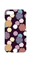 cronos iPhone6/6S/7/8 plus スマホカバー ケース 和シリーズ 鞠 万華鏡 マルチカラー 京都 西陣 jpn0002 日本製