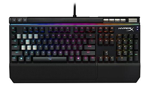 キングストン『ゲーミングキーボードHyperX Alloy Elite(HX-KB2RD1-US/R1)』