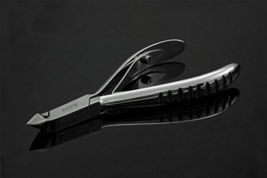偶然の逃れるミッションスヴォルナ マニプロ プロ仕様 キューティクル ネイル ニッパー カッター 革ケース 研磨スチール 3.2オンス (91g) (インポート)