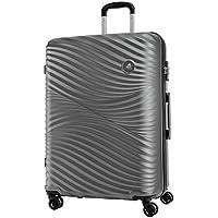 Kamiliant Waikiki 75Cm Spinner Large Bag Dark Grey - Suitcases -