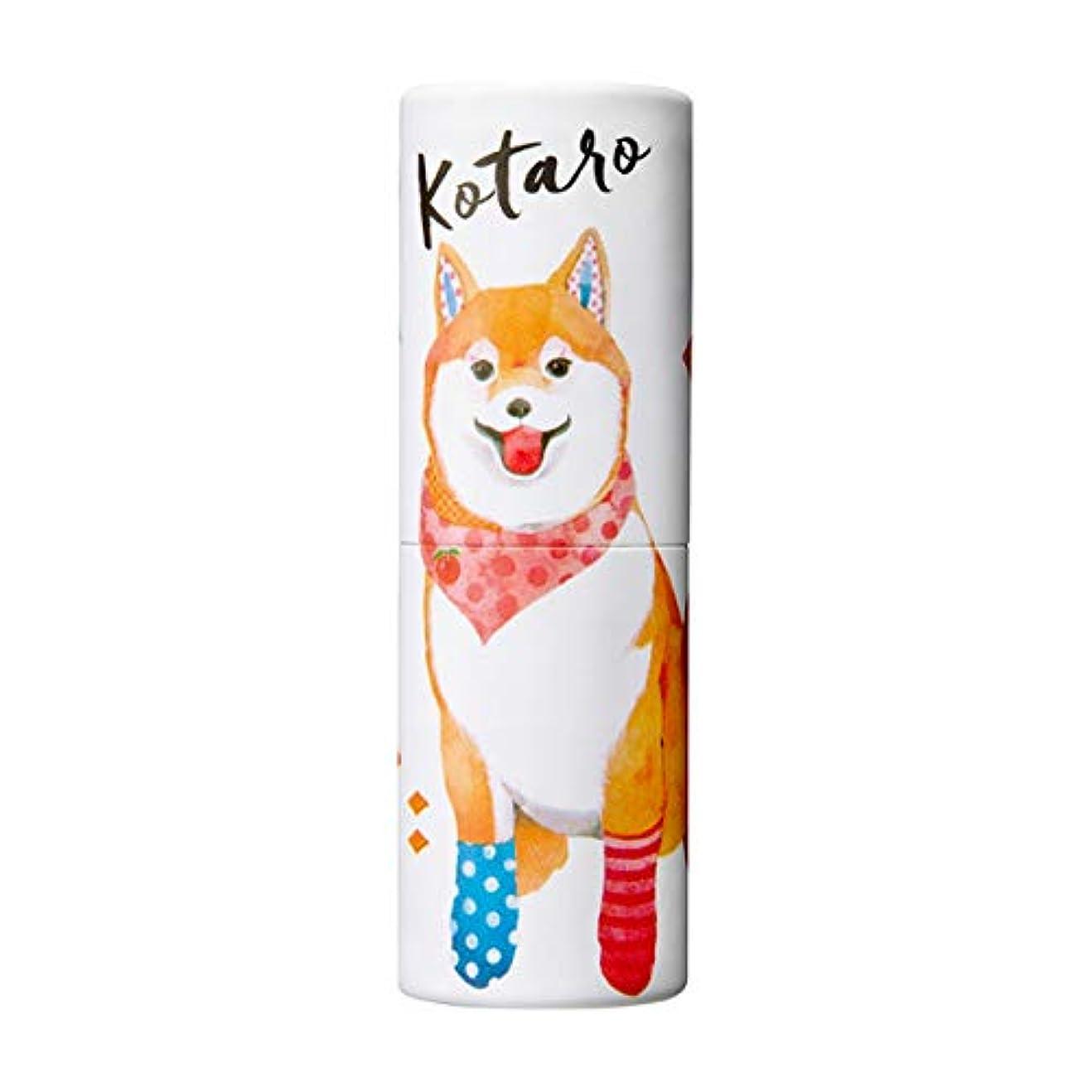 圧縮する嬉しいです裏切りヴァシリーサ パフュームスティック コタロー 柴犬 練り香水 5g