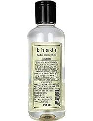 KHADI - Jasmine Herbal Massage Oil - 210ml