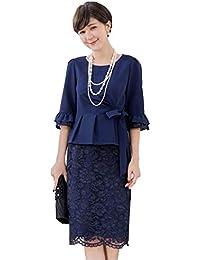 a2e799dab7a3f Amazon.co.jp  HOT JOYE - パーティードレス   ワンピース・ドレス  服 ...