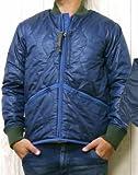 (マナスタッシュ)MANASTASH ジャケット キルト 中綿 PERTEX パーテックス PRIMALOFT プリマロフト アウトドア 7142038 S 086ロイヤルブルー