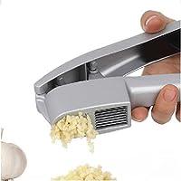 MIOIM ニンニクつぶし ガーリッククラッシャー ガーリック絞り にんにくみじん切り器 洗いやすい 耐久性 (ニンニク切り)