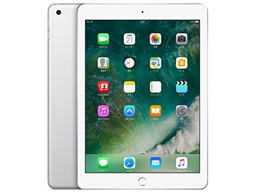Apple iPad Wi-Fi 32GB シルバー 2017年春モデル MP2G2J/A