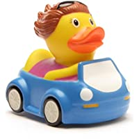 DUCKSHOP I Rubber Duck I Bath-Duck I Gomu-sei no ahiru I ゴム製のアヒル I Female Cardriver