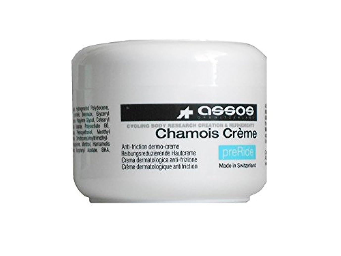 スパイラル結晶押し下げるASSOS アソスシャーミークリーム(シャモア クリーム) [並行輸入品]