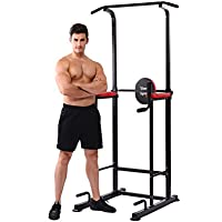 TimeSport 懸垂マシン ぶら下がり健康器 マルチジム2018強化版 多機能筋力トレーニング器具 背筋 腹筋 大胸筋 耐荷重150kg