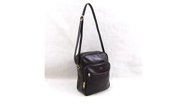 a744a57e5627 Amazon.co.jp: 丁寧仕上げ・鞄 ショルダー 肩掛けバッグ 日本製 決める大人に ガブロン縦型ショルダーバッグ 国産です ブラウン:  ドラッグストア