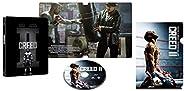 【Amazon.co.jp限定】クリード 炎の宿敵 ブルーレイ スチールブック仕様 (2,000セット限定/特製ポストカード付)(オリジナルA4クリアファイル付) [Blu-ray]