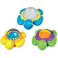 Munchkin Baby Bath Toy, Turtles by Munchkin [並行輸入品]