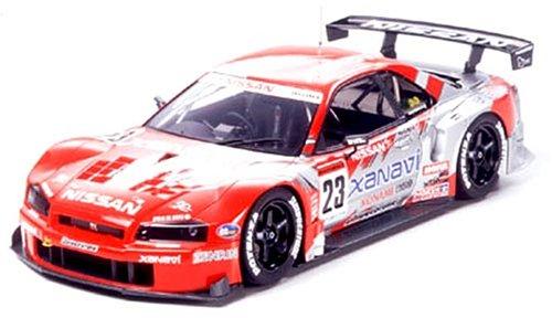 1/24 スポーツカーシリーズ ザナヴィニスモGT-R(R34) SPエディション