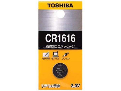 TOSHIBA CR1616EC コイン形リチウム電池