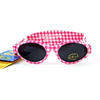 Banz Adventure Sunglasses, Pink Check
