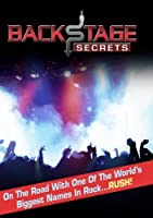 Backstage Secrets: On the Road with the Rock Band RUSH (Institutional Use)【DVD】 [並行輸入品]