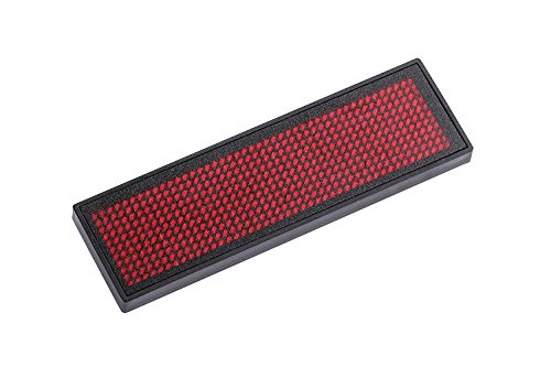 Archeer LEDネームプレート 小型LED電光掲示板 電子名札 日本語 英語など15国語対応 (全角4文字、半角8文字)モードや速度や輝度調節可能 店舗の販促やPOPに最適