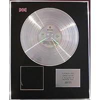 METALLICA - CD Platinum Disc- THE BLACK ALBUM
