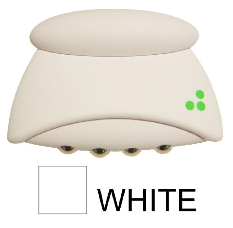 保持する小さなヒールシェルブル(shell-bulu)CLV-165(WH)ホワイト