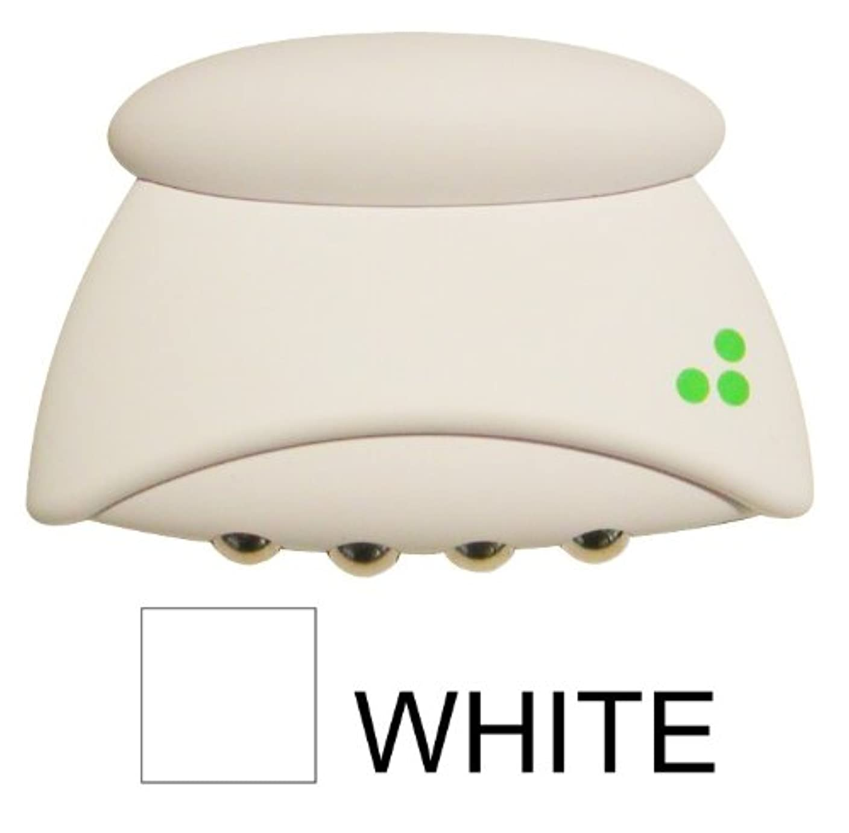 液体多様性肩をすくめるシェルブル(shell-bulu)CLV-165(WH)ホワイト