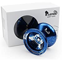 P.LOTOR マジックヨーヨー メタル スピニング ストリング付 アルミ製ヨーヨー