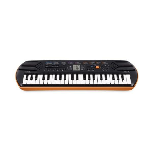 カシオ 電子ミニキーボード 44ミニ鍵盤 SA...の紹介画像3