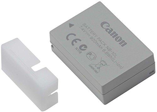 Canon バッテリーパック NB-10L