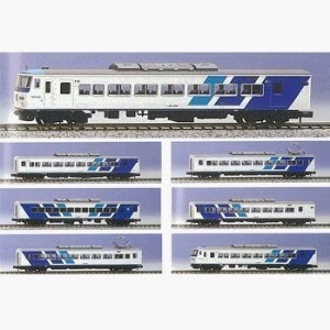 Nゲージ A4167 国鉄185系試案塗装ダークブルー編成7両
