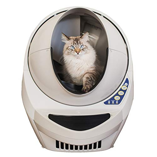 Automated Pet Care Products(オートメイテッド ペット ケア プロダクツ)『Litter Robot 3 Open Air(リッターロボット3 オープンエアー)』